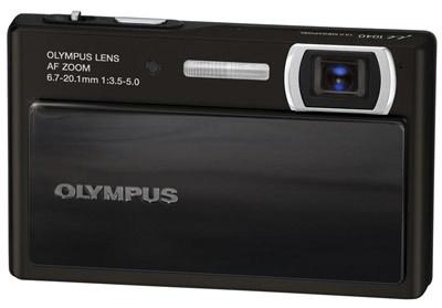 Olympus Mju 1040 černý
