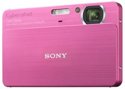 Sony DSC-T700 růžový