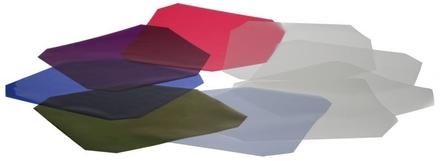 "Hensel Colour and Diffusion Filter Set pro 9"" reflektor"