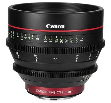 Canon EF CINEMA CN-E 50mm T/1,3 L F