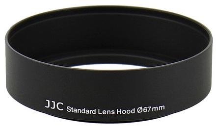 JJC sluneční clona univerzální LN-67S