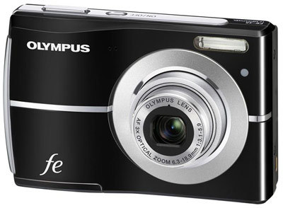 Olympus FE-45 černý