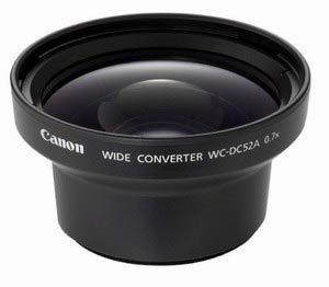 Canon širokoúhlá předsádka WC-DC52A