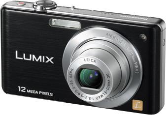 Panasonic Lumix DMC-FS15 černý