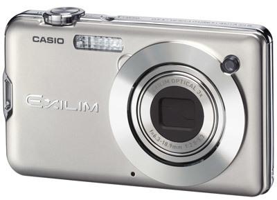 Casio EXILIM S12 stříbrný