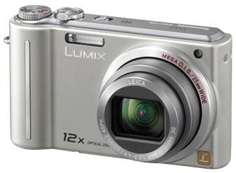 Panasonic Lumix DMC-TZ6 stříbrný