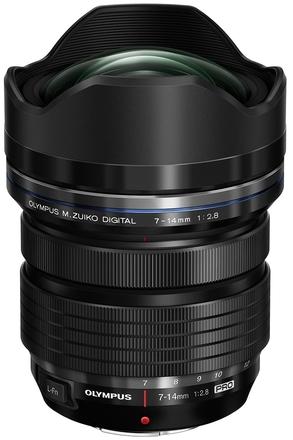 Olympus M.ZUIKO ED 7-14mm f/2,8 Pro