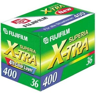 Fujifilm Superia SX400 135/36