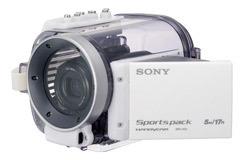 Sony podvodní pouzdro SPK-HCE