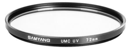 Samyang UV filtr UMC 72mm
