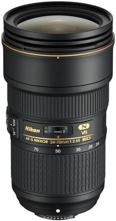 Nikon 24-70mm f/2,8 E ED VR
