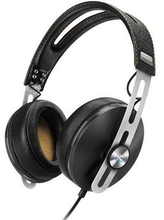 Sennheiser sluchátka Momentum M2 i-Apple Black