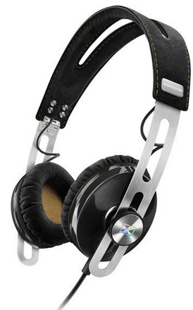 Sennheiser sluchátka Momentum On Ear i-Apple Black M2
