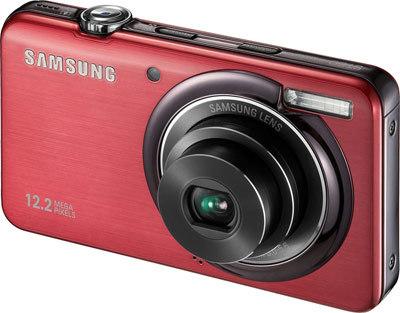 Samsung ST50 červený