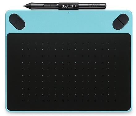 Wacom Intuos Draw Pen S modrý