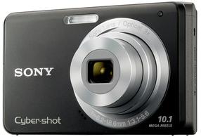 Sony CyberShot DSC-W180 černý