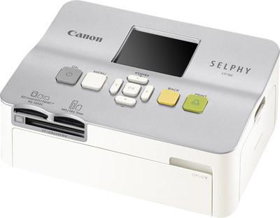 Canon SELPHY CP780 stříbrná