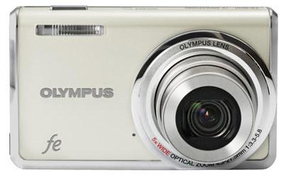 Olympus FE-5020 bílý