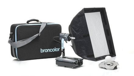 Broncolor HMI 200 Crossover Kit