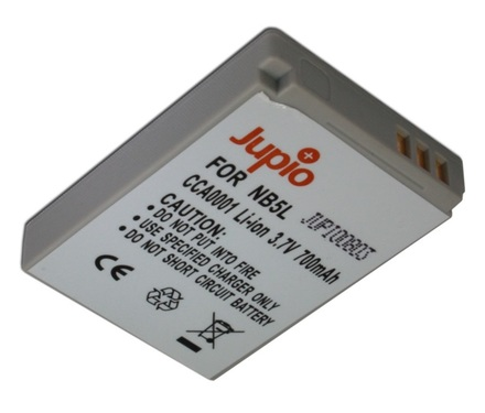 Jupio akumulátor NB-5L pro Canon