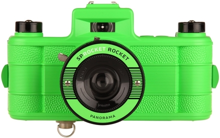 Lomography Sprocket Rocket Green
