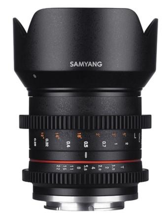 Samyang 21mm T/1,5 ED AS UMC CS pro micro 4/3