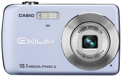 Casio EXILIM Z33 modrý
