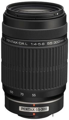 PENTAX DA L 55-300 mm F 4-5,8 ED