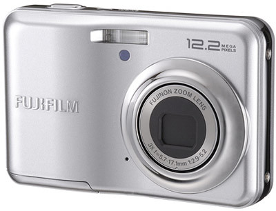 Fuji FinePix A220 stříbrný