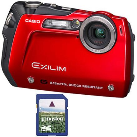 Casio EXILIM G1 červený