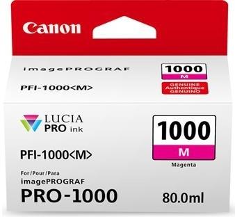 Canon Cartridge PFI-1000 M magenta
