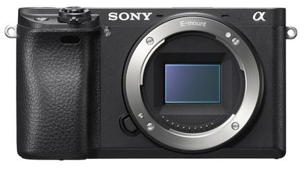 Sony Alpha A6300 + 18-105 mm