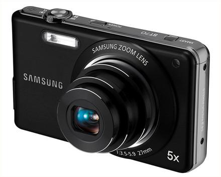 Samsung ST70 černý