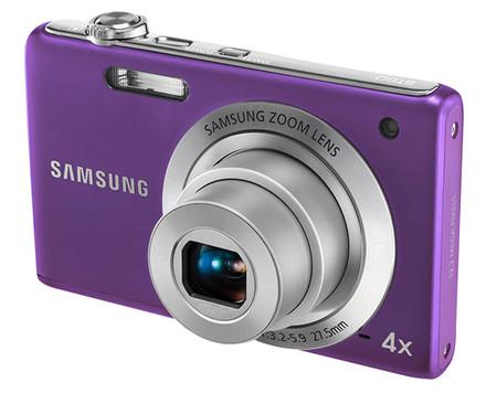 Samsung ST60 fialový