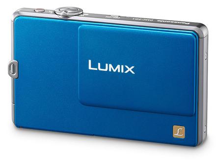 Panasonic Lumix DMC-FP1 modrý