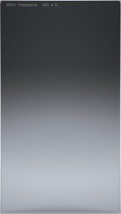 Ray Masters 84x150mm ND 4 filtr 0,6 jemný