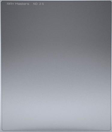 Ray Masters 84x100mm ND 2 filtr 0,3 jemný