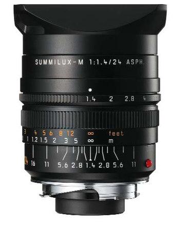 Leica 24mm f/1,4 ASPH SUMMILUX-M