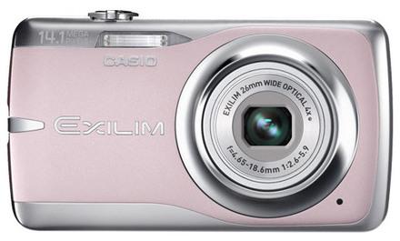 Casio EXILIM Z550 růžový