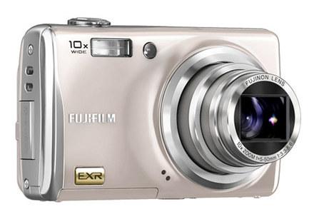 Fuji FinePix F80EXR stříbrný