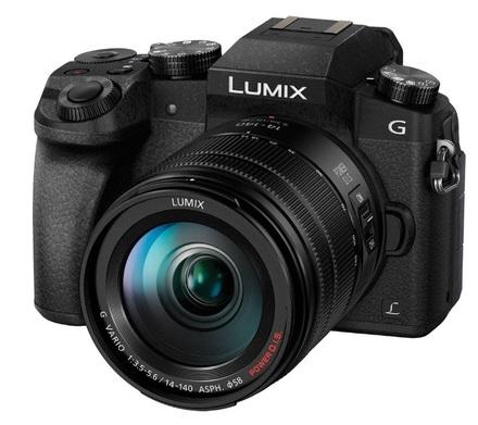 Panasonic Lumix DMC-GH4R + 14-140 mm f/3,5-5,6 Power O. I. S.