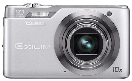 Casio EXILIM H5 stříbrný