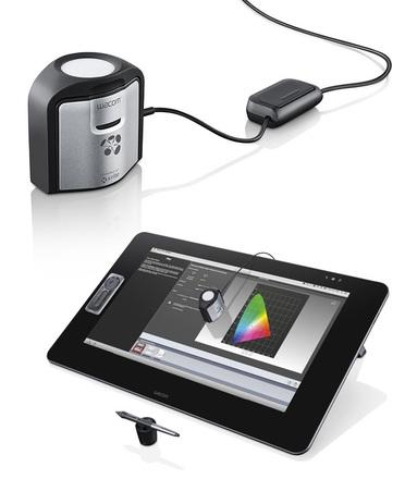 Wacom Colour Manager včetně kalibrační sondy