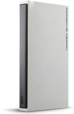 """LaCie Porsche Design Mobile 2TB HDD, 2.5"""" USB 3.0, hliníkový,"""
