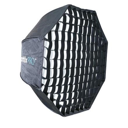 Phottix Easy Up HD Umbrella Octa Softbox + grid 80 cm + adaptér