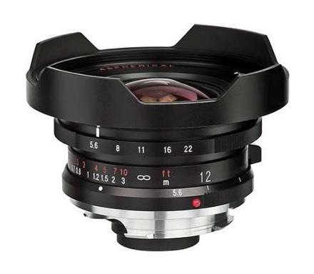 Voigtlander Ultra Wide Heliar 12mm f/5,6 ASPH pro Leica M