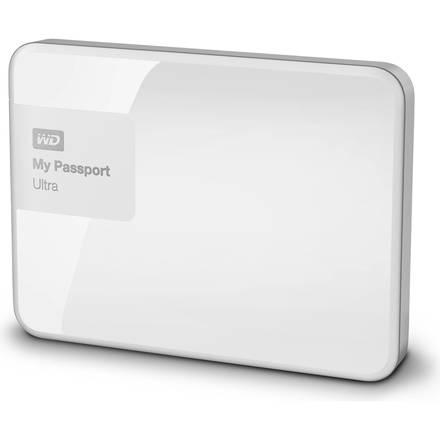 "Western Digital My Passport Ultra 1TB, 2.5"" USB 3.0,"
