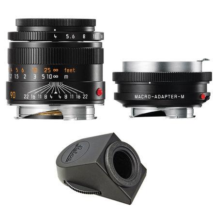 Leica 90mm f/4 MACRO Kit