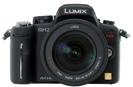Panasonic Lumix DMC-GH2 + 14-140 mm