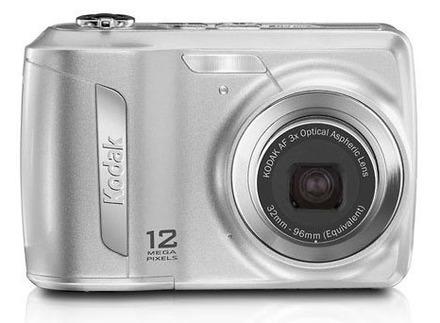 Kodak EasyShare C143 stříbrný